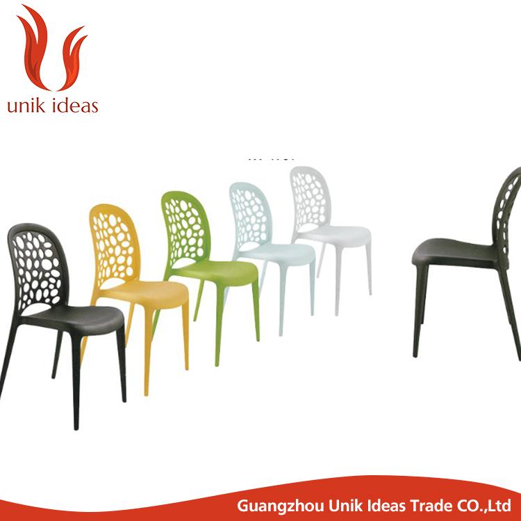 Pas cher chaise en plastique prix designer haute retour - Chaise en plastique pas cher ...