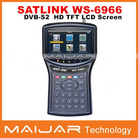 satellite finder satlink ws-6939 DVB-S/DVB-S2, MPEG-2/MPEG4 compliant 4.3 Inch High Definition TFT LCD Screen