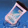 High quality hot promotional cell phone IPX8 waterproof bag for cell phone