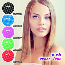 Dolly eyes colored contact lenses Korea Color eyewear contact lens