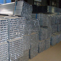 HR ASTM A500 Square Steel Tube