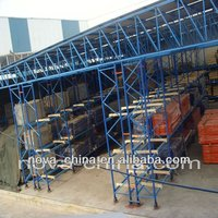 Racking Supported warehouse