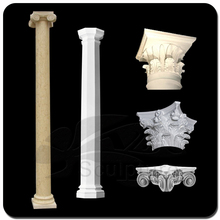 New Design Marble onyx pedestal Column with 15 Years Foundry