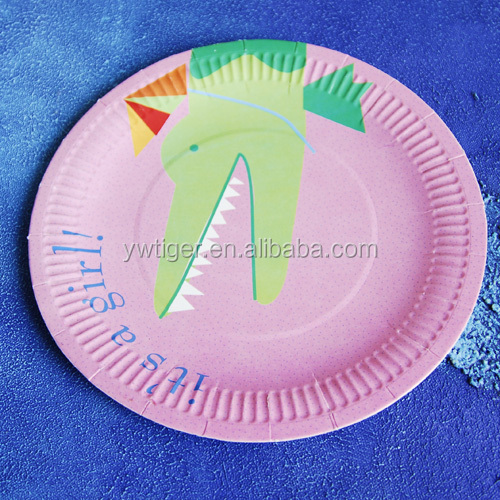 paper cup and plate,paper plate holder,fancy paper plate