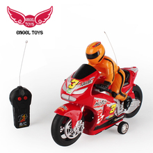 most popular new style child simulation realistic design rc motorcycle for sale