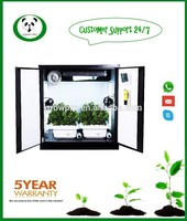 Indoor Gardening System Grow Box Hydroponic greenhouse assemble grow machine with germination