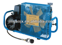 300bar high pressure scuba diving air compressor for marin diving, fill bottle, paintball. fire protect