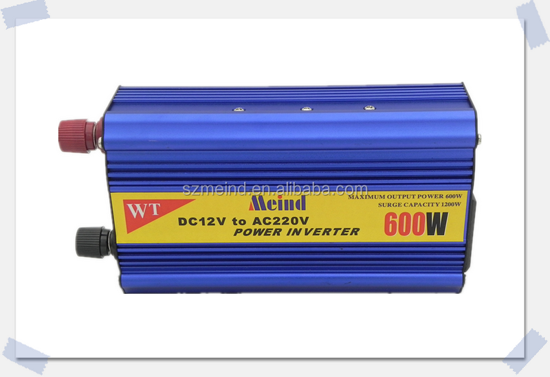600W car/family inverter mini motor 12v 220v inverter top quality best price