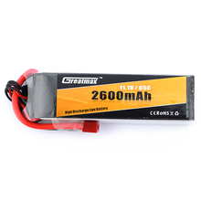 2800mah 3.7V 3S 11.1V 25C Lithium Polymer Battery Pack for RC Helicopter quadcopter lipo battery