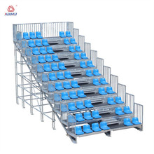 Top quality Outdoor Event aluminum bench stadium folding movable indoor bleachers seating for sale