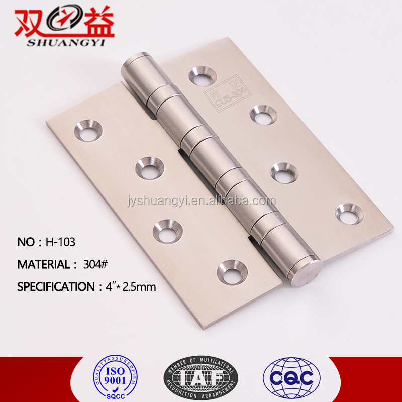 4 inch Stainless Steel Door Hinge