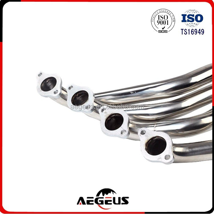 Heavy Duty Headers Silver coated Fit For BBC Chevy 396 427 Chevelle Camaro 68-72