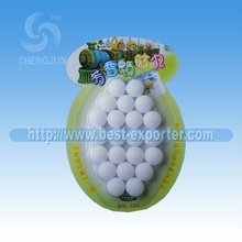 New design package / Sphere type / Pure White Naphthalene moth Ball
