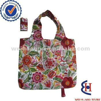 pattern printing bag with factory price and free samples
