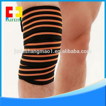 Adjustable sports neoprene knee brace