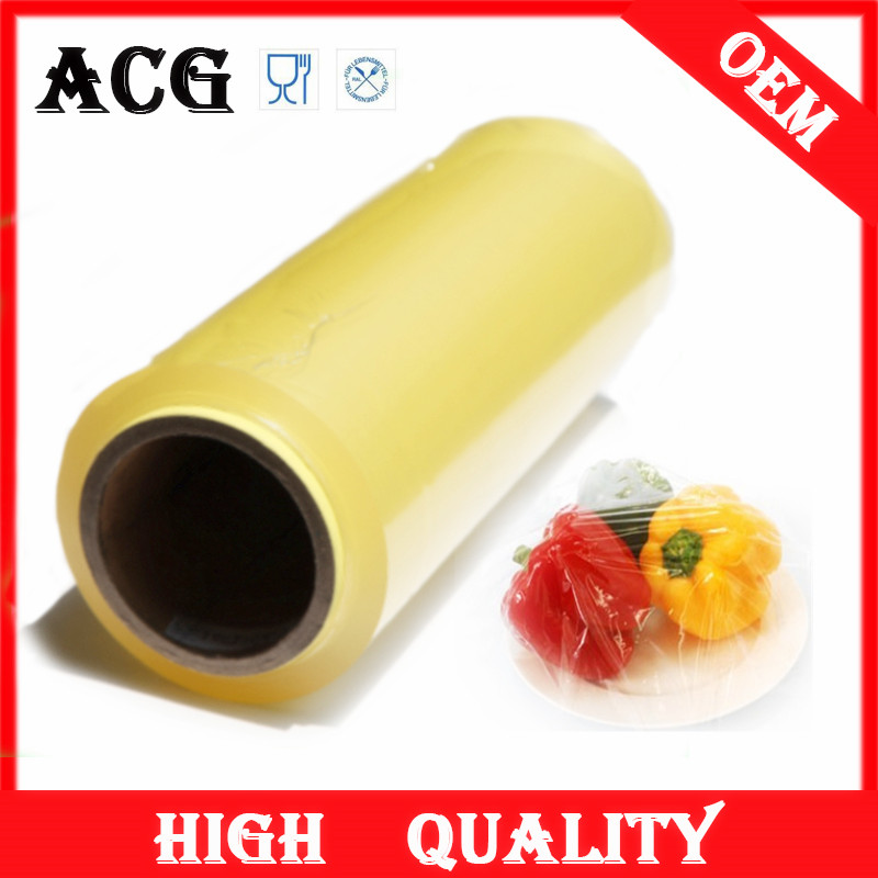 fresh japanese cling saran wrap film for food