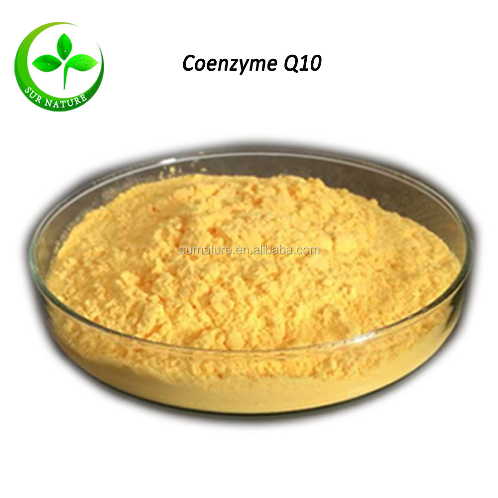 High Quality coenzyme q10 powder water soluble