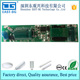 K2718B Shenzhen manufacturer 180ma cc ed power supply 3w 5w 16W internal led tube driver with OEM ODM available
