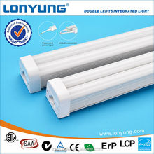 360 degree 30w t5 led tube Double led integrated tube light ETL TUV SAA CE ROHS LCP Energy star