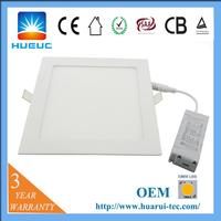 Top dimming technology smd2835 led flat panel wall light
