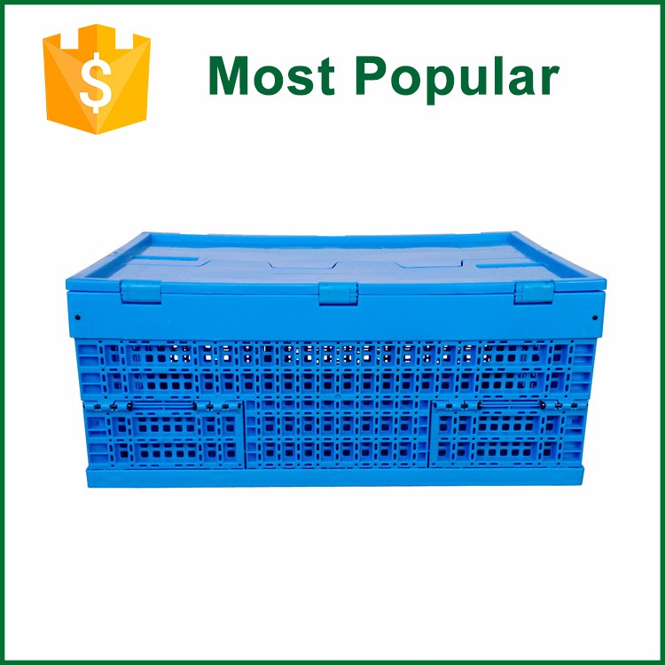 Material And Mesh Box Style Storage Crates Plastic Crate For Vegetable