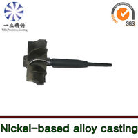 Nickel Base Alloy Castings Used For