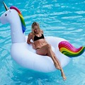 Summer Hot wholesale giant inflatables for pools unicorn float