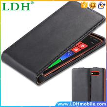 Classic Korean Genuine Leather Case For Nokia Lumia 820 N820 Flip Vertical Slim Cover Shell For Nokia Lumia 820