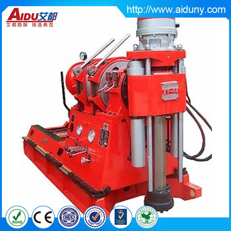 soil investigation core drilling rig