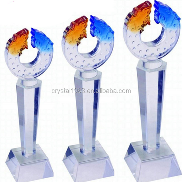 NEW ARRIVAL Crystal Trophy And Award Wholesale Trophy Gift Craft