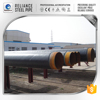 BARE BS EN 10217 219MM-3020MM SSAW STEEL PIPE