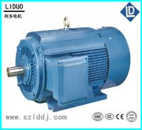 YX3 Series 16kw electric ac motor,440v ac motor three phase electric motor rotor