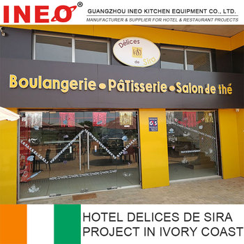 INEO Successful Hotel Delices de Sira Project In Ivory Coast