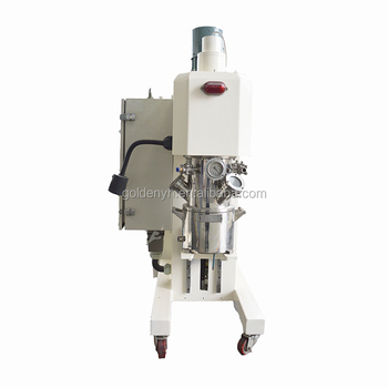 Double Planetary Mixer with Disperser Sealant (300L-1000L)