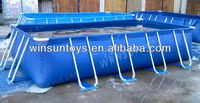 2013 hot sales above ground swimming pool