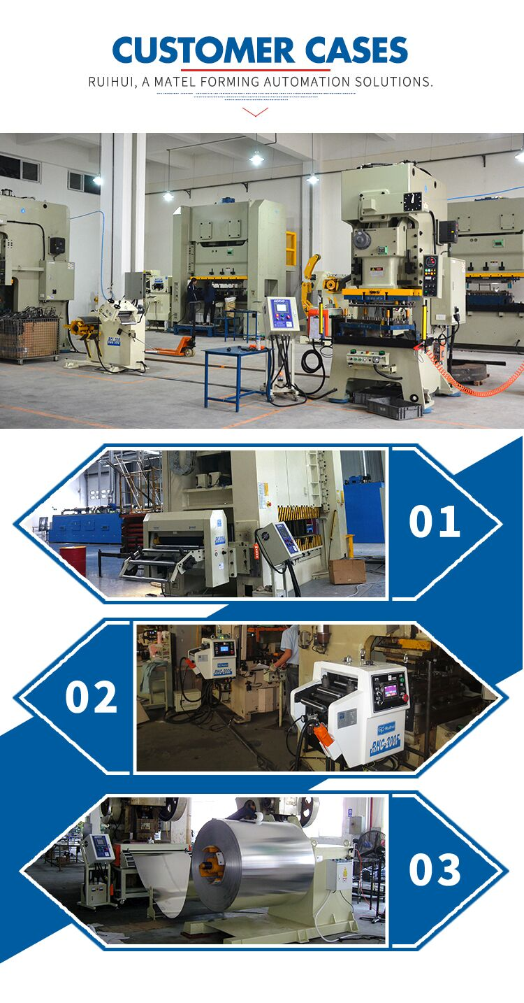 Best price stamping automatic sheet feeding press