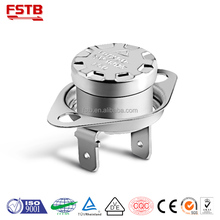 UL TUV CQC KSD301 Thermostat 16A 250V Temperature Thermostat Water Heater Thermostat For Electric