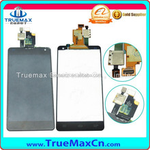 New cell phone lcd, for lg e975 lcd display with touch screen digitizer paypal accepted