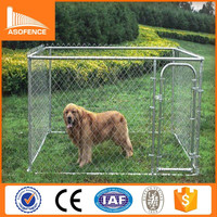 China hot sale pet product metal dog cage dog kennel/ dog kennel wholesale/ decorative dog kennels