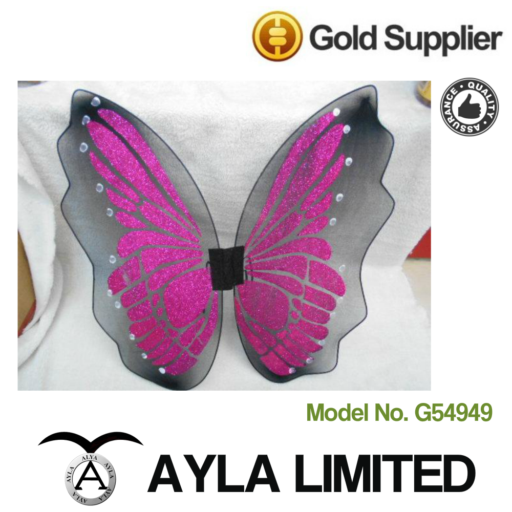 Wholesale Hot Sale Cheap Young Girls Charming Dance Angel Wings (Hot Selling 2016)
