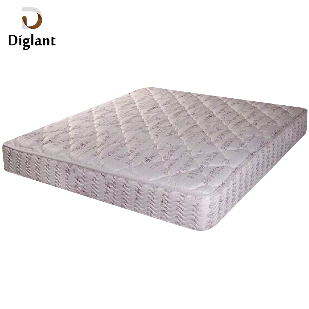 DM041 Diglant Gel Memory Latest Double Fabric Foldable King Size Bed Pocket bedroom furniture dry pressure mattress - Jozy Mattress | Jozy.net