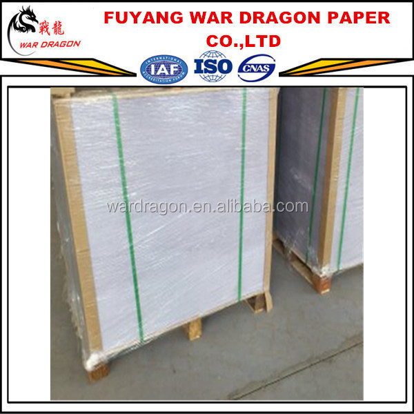 High Density Laminate Grey Board/Paper Mill Factory