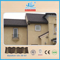 Water proof Stone coated metal roofing tile