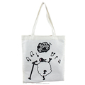 Promotional eco friendly silk screen printing calico bags