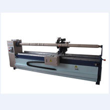 Full Automatic fabric slitter slitting machine