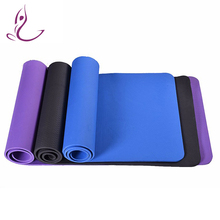Anti Slip Nontoxic Yoga Mat Eco Friendly Tpe Yoga Mat