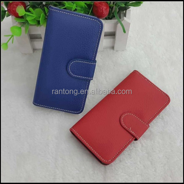 PU wallet case for samsung galaxy s2 i9100