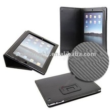 for iPad 2 Leather Skin Pouch Bag with Magnetic Flip