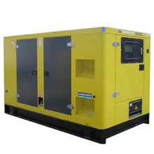 Air cooled silent diesel generator 150KW factory price supply