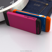 incable super slim high-capacity power bank 50000mah for all kinds of mobile phone